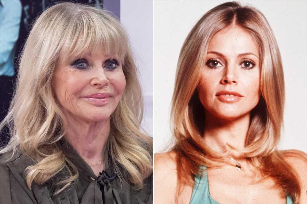 Former Bond girl Britt Ekland says she 'ruined her face' with lip fillers