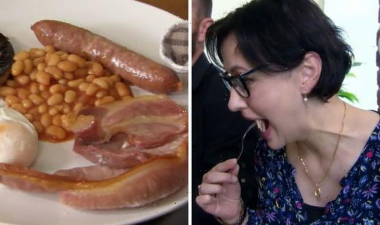 Four in a Bed viewers slam owner for serving guests 'undercooked' sausages 'Anaemic!'