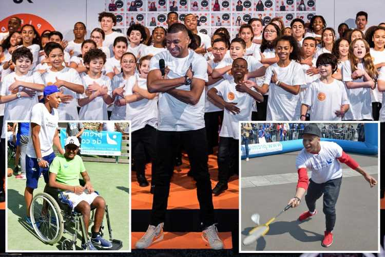 France star Kylian Mbappe has a charity for kids, donated £400k World Cup appearance fee and aided Sala search fund – The Sun