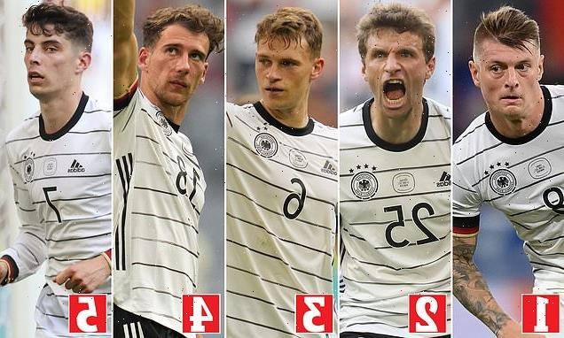 Germany's penalty takers revealed ahead of England Euro 2020 clash