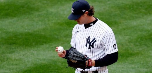 Gerrit Cole Stumbles Through Answer About Doctoring Baseballs