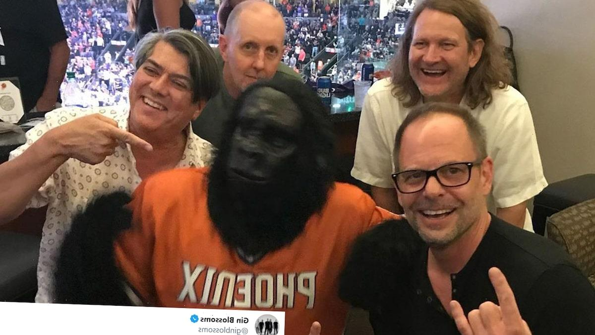 Gin Blossoms Dunk On Troll Who Slammed Band For Performing at NBA Western Finals