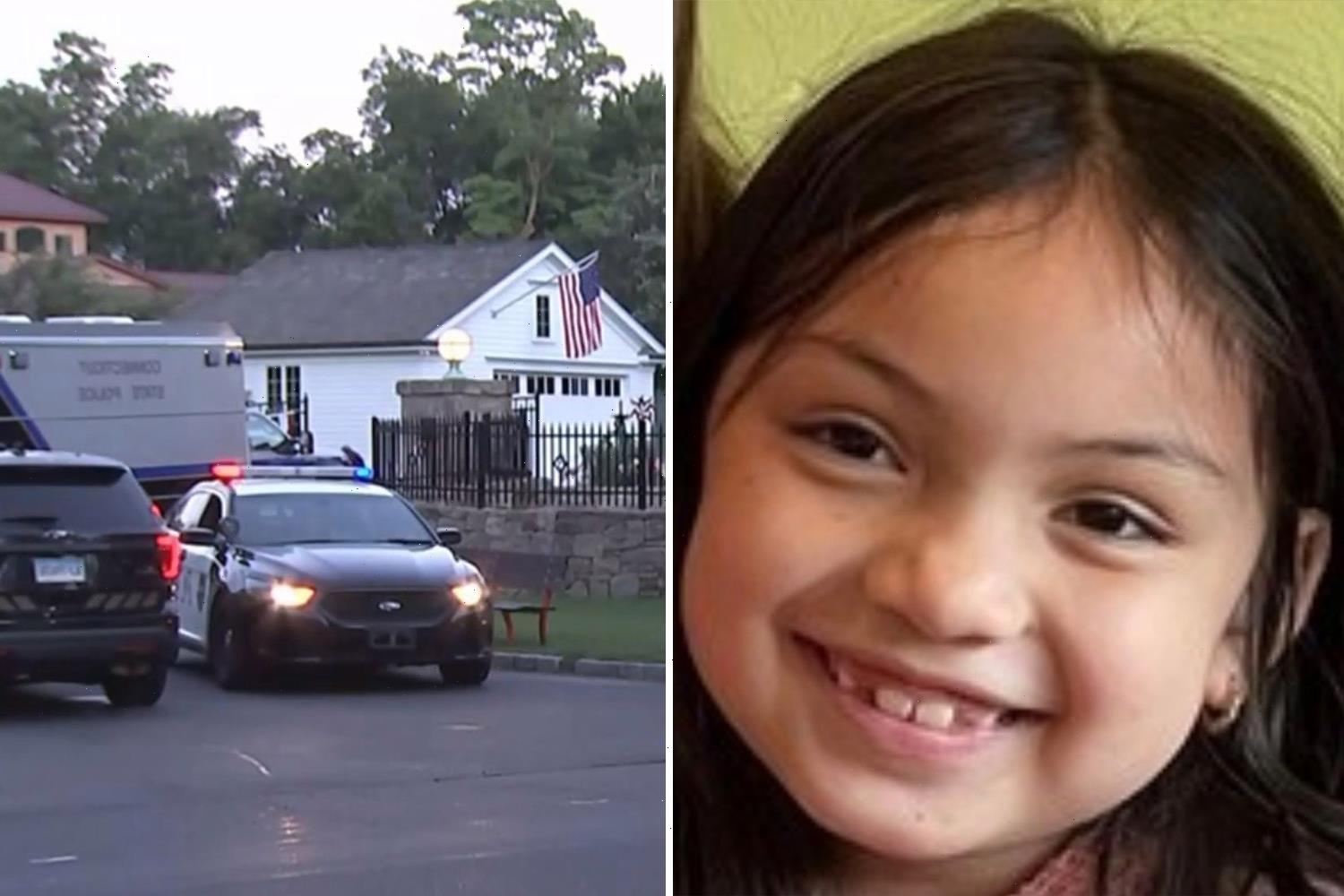 Girl, 7, 'drowned by Connecticut mom who then stabbed herself in murder-suicide' remembered for 'captivating sweetness'