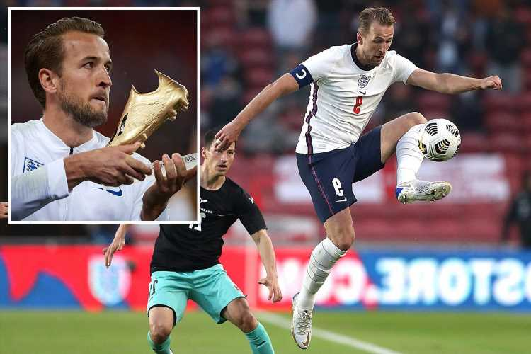 Harry Kane wants Euro 2020 glory AND the Golden Boot as England star dreams of summer double with the Three Lions