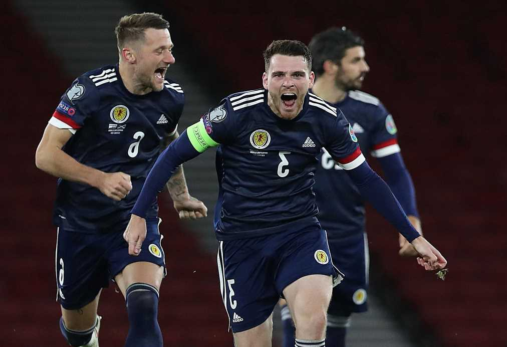 Holland vs Scotland: TV channel, live stream, kick-off time and team news for Euro 2020 warm-up
