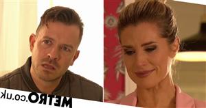 Hollyoaks' Mandy lets Darren go so he can be with Nancy in heartbreaking scenes