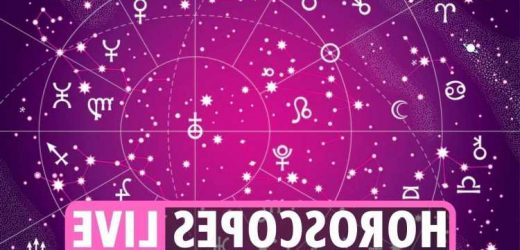 Horoscope daily today LIVE – Free UK star sign news and updates for Gemini, Cancer, Libra Pisces, Aries, Leo and more