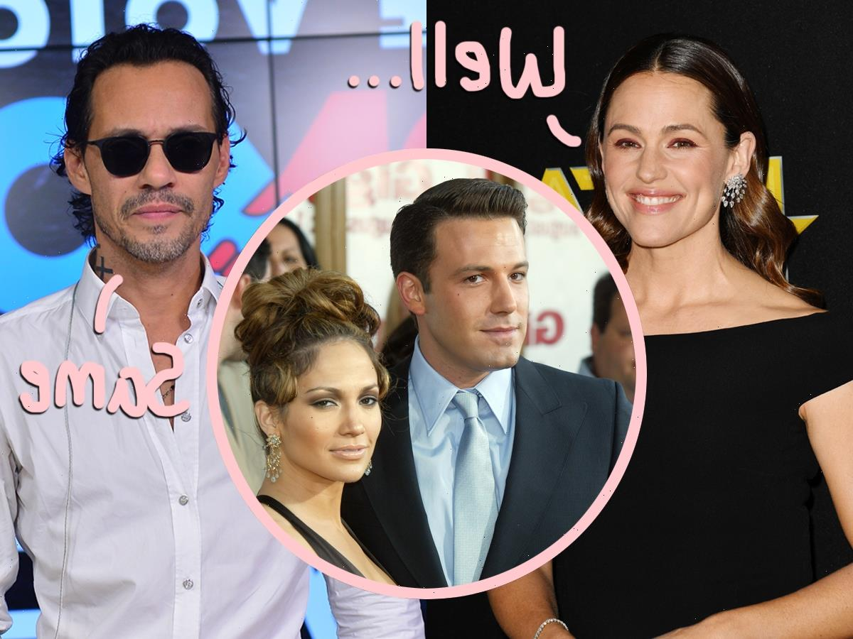 How Jennifer Garner And Marc Anthony Are Feeling About Jennifer Lopez & Ben Affleck's Reunion!