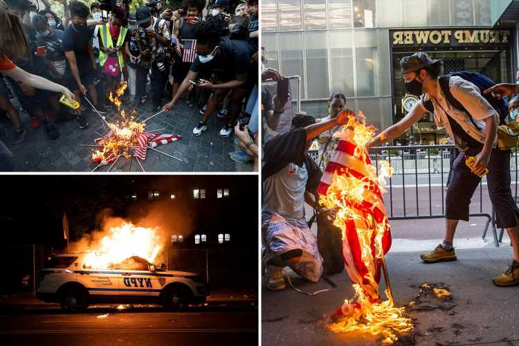 Hundreds of BLM rioters, looters and vandals have charges DROPPED despite destruction from violent protests