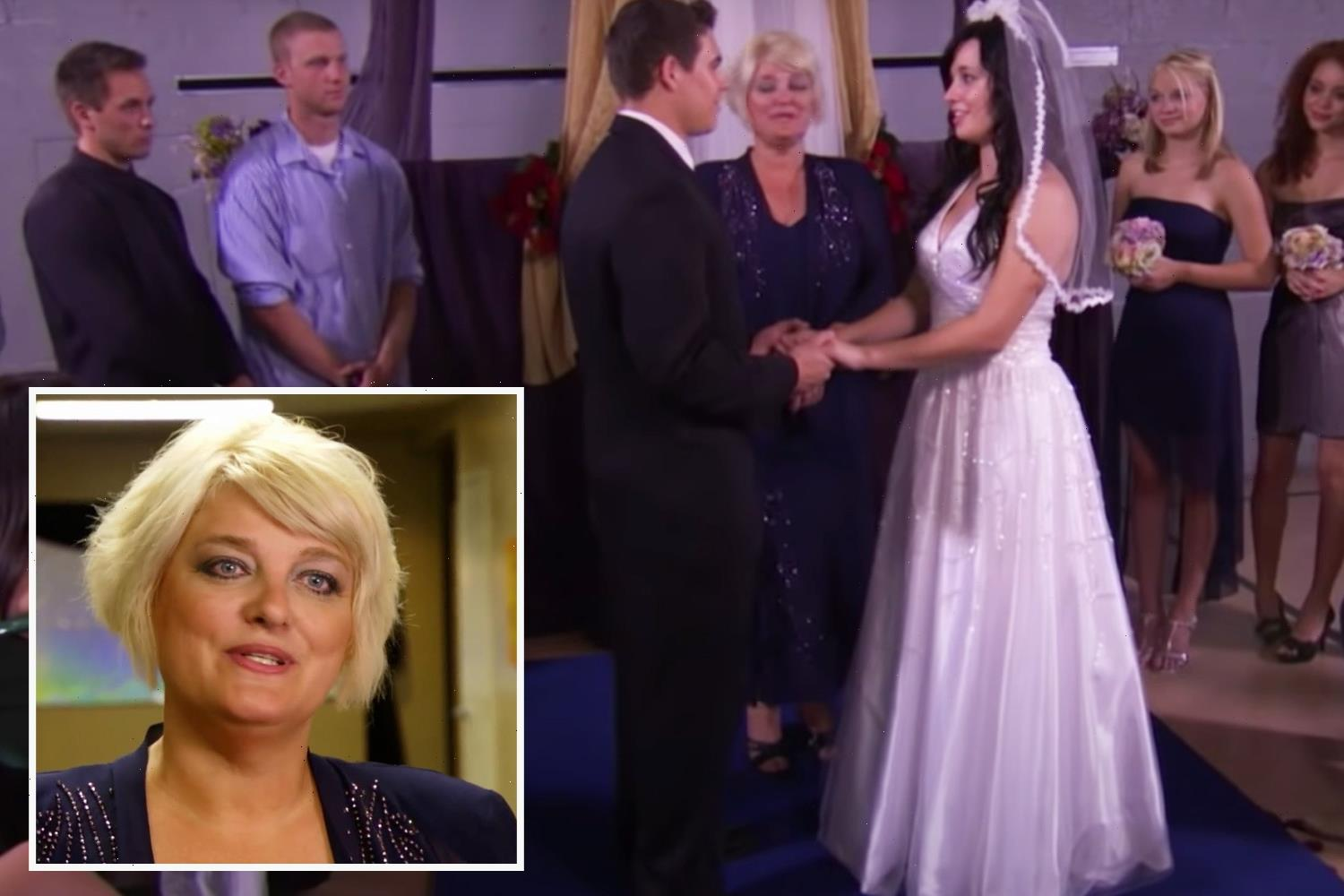 I'm the world's cheapest mum, I threw my daughter's wedding for £500 and made her wear second-hand lingerie for 50p