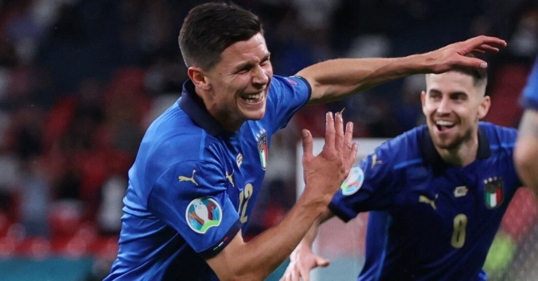 Italy Shows Some Grit Just as the Results Start to Matter