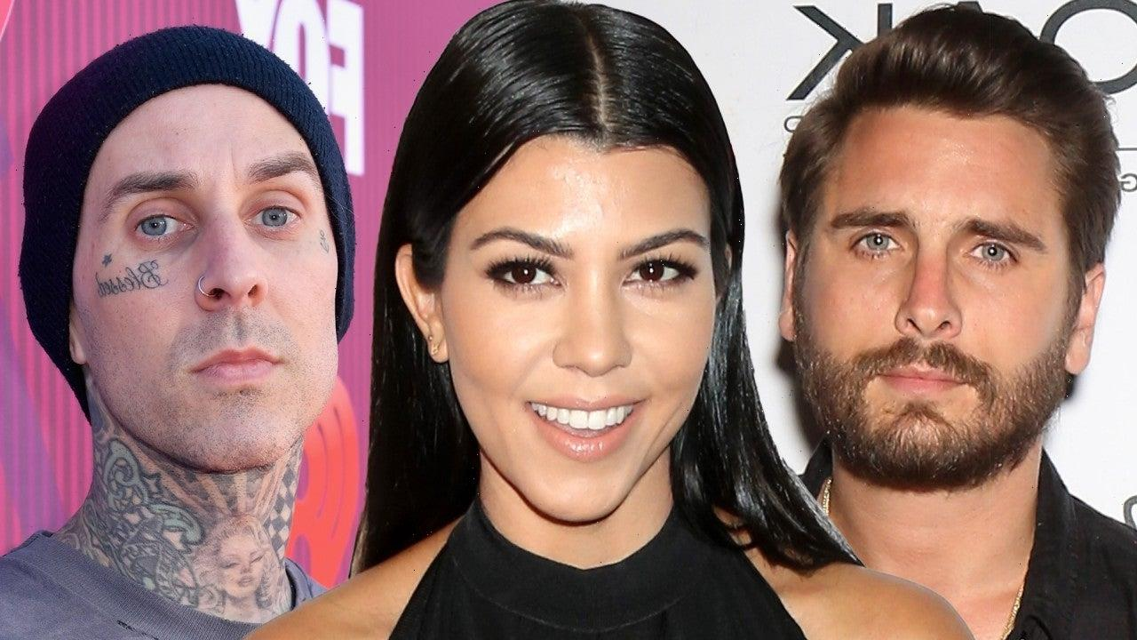 'KUWTK' Reunion: Scott Gives Kourtney and Travis His Blessing