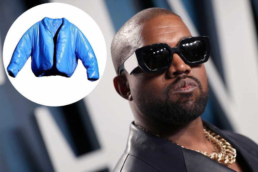 Kanye West's first Yeezy Gap release is a $200 jacket