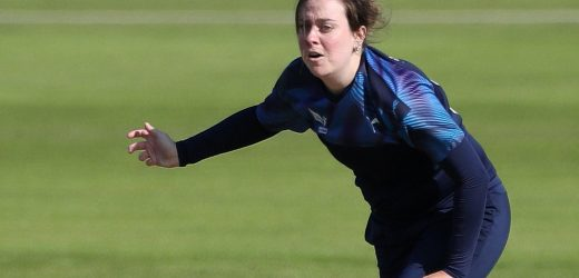 Katie Levick: Yorkshire spinner says father feared for her cricketing return after battling long Covid