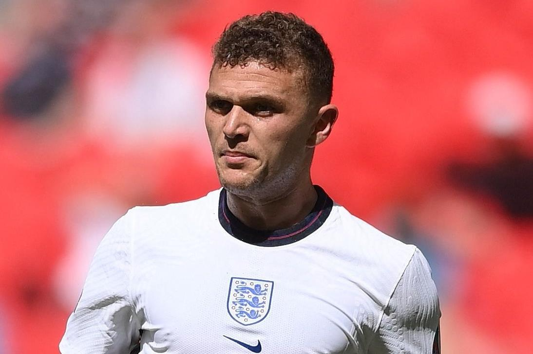 Kieran Trippier set for shock England start against Germany as Gareth Southgate looks to improve set-piece record