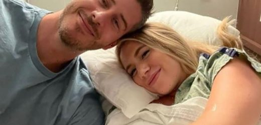 Lauren Burnham and Arie Luyendyk Jr: Our Twins are Here!
