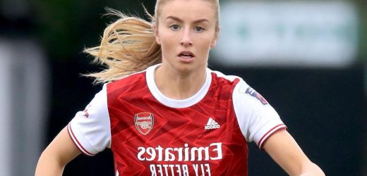 Leah Williamson signs Arsenal contract extension and reveals aim to win more trophies with club
