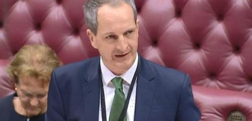 Lord Bethell admits using private email account for work