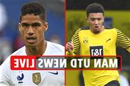 Man Utd AGREE £91m Jadon Sancho deal, Trippier £10m bid rejected, Varane available for £43m – transfer news live