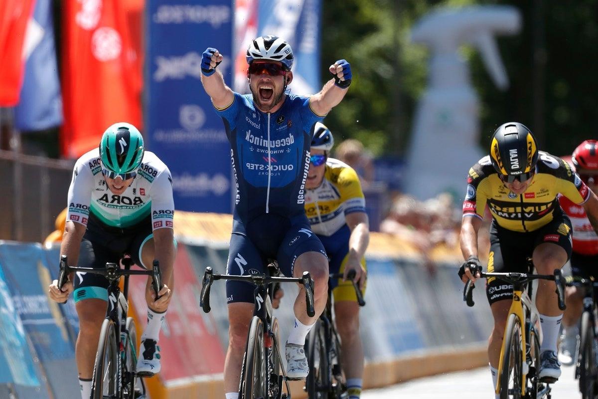 Mark Cavendish's resurgence continues with Tour de France inclusion
