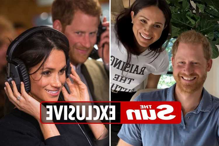 Meghan and Harry release just 35 minutes of Spotify show in six months after £18million deal