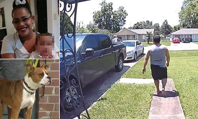 Mom shoots son, 5, in stomach after firing on neighbor's puppy