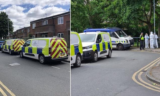 Murder investigation is launched after 58-year-old woman is found dead