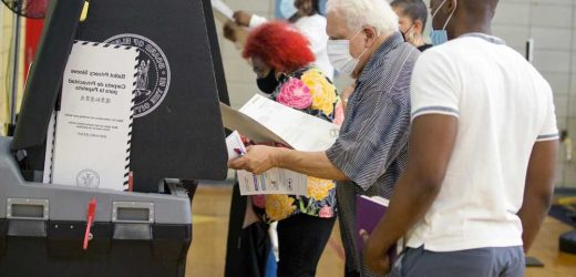 NYC voters like 'easy' ranked-choice voting on rainy, low-turnout primary day