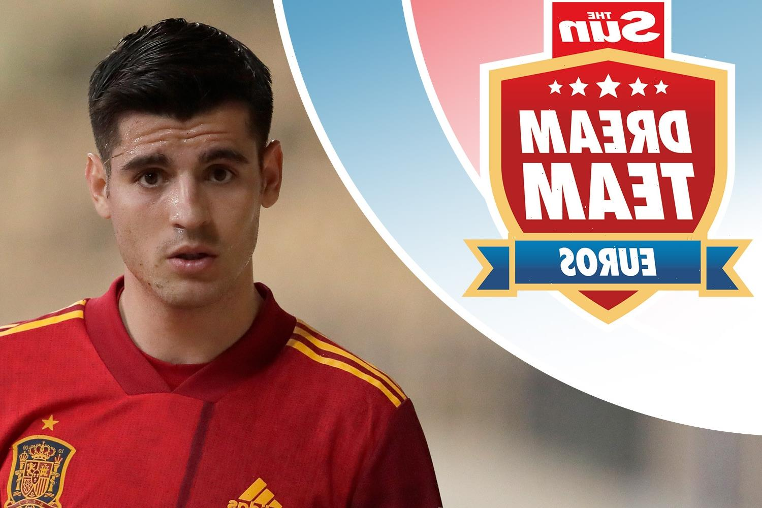 Only 2% of Dream Team Euros gaffers have picked Spain's centre-forward