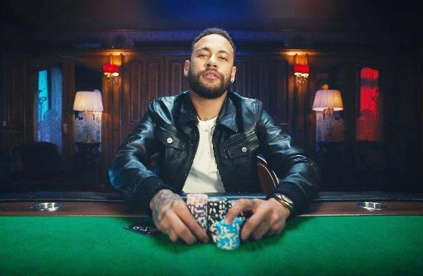 PSG ace Neymar plans to become a professional poker player when he retires after agreeing new role with PokerStars