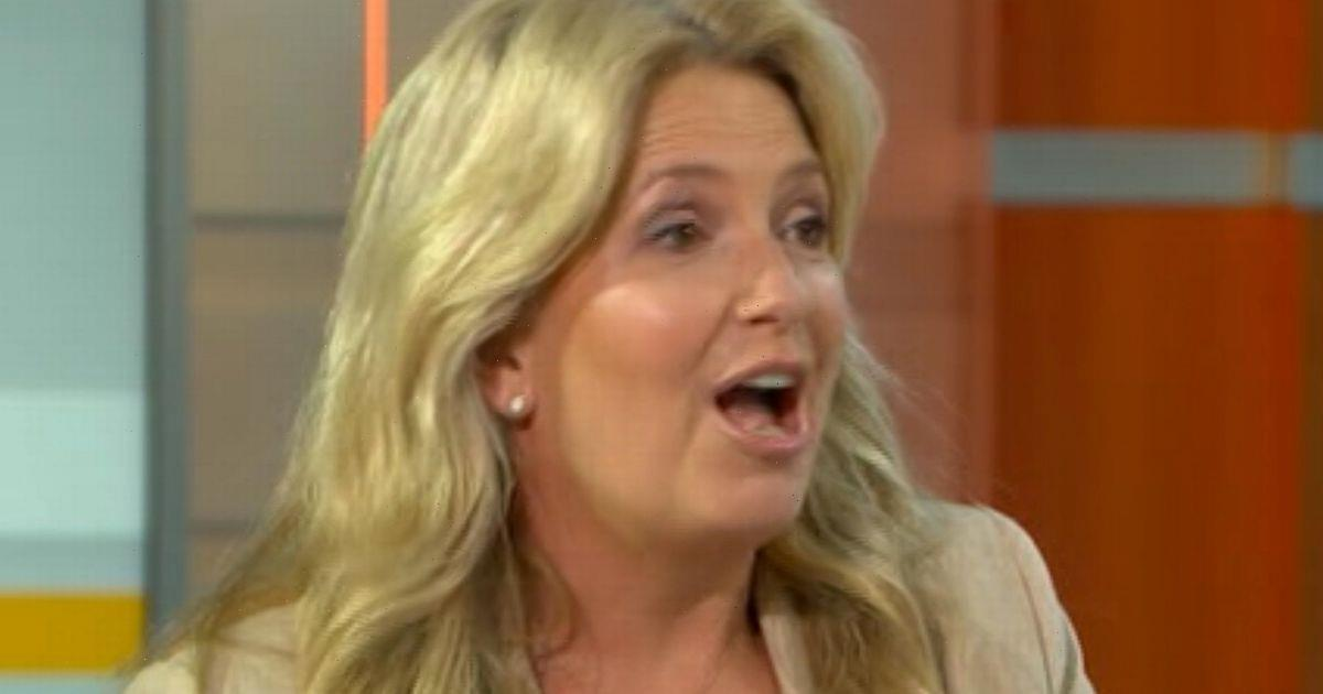 Penny Lancaster brutally shuts down Richard Madeley after 'rude' interruption