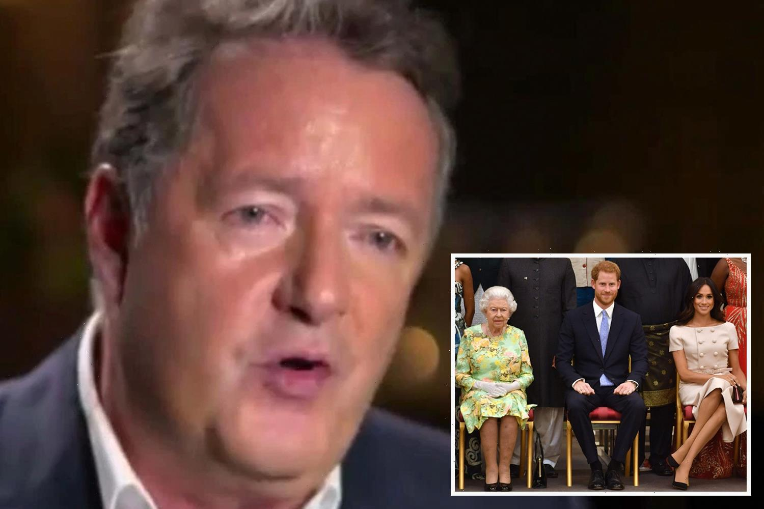 Piers Morgan to lift the lid on explosive Meghan Markle 'debacle' that saw him quit GMB in furious row