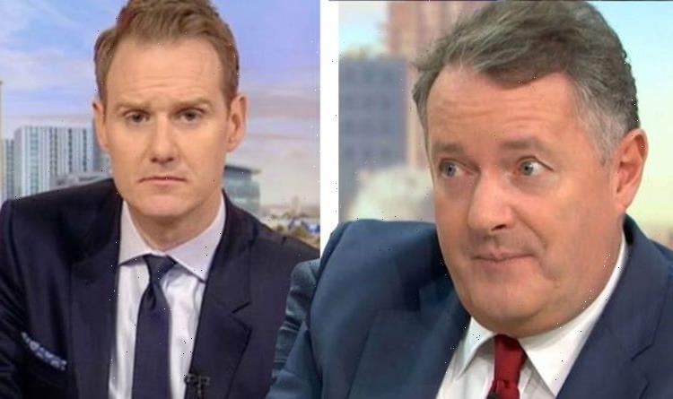 Piers Morgan wants Dan Walker to 'make his tea' amid rumoured move to BBC Breakfast