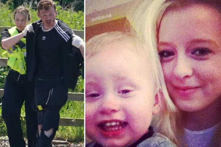 Police hunt driver 'who gave Daniel Boulton lift' to village where mum and son, 9, stabbed to death