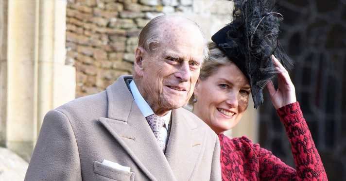 Prince Philip's Death 'Left a Giant-Sized Hole' in Family, Daughter-in-Law Says