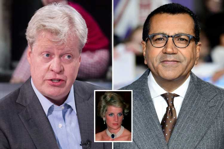 Princess Diana's brother Earl Spencer slams BBC's 'unbelievable' decision to clear itself over rehiring Martin Bashir