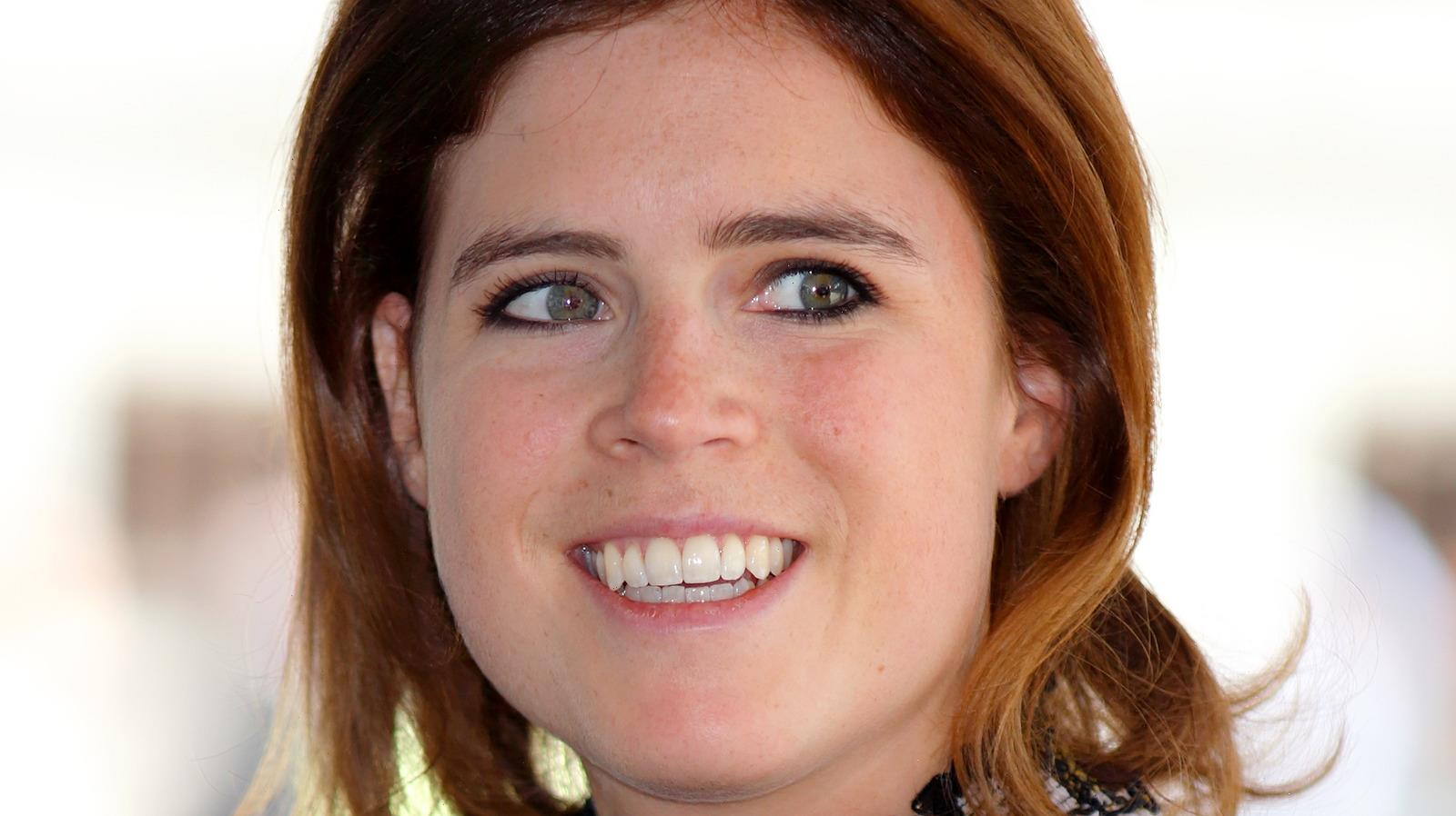Princess Eugenie Sends A Sweet Message To Meghan And Harry