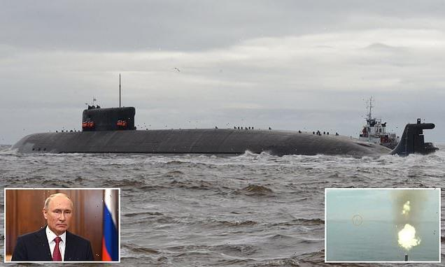 Russian sub launches for first time in wake of British ship shooting