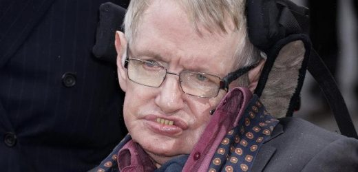 Scientist Stephen Hawking's office, papers, even furniture to be preserved by British foundation
