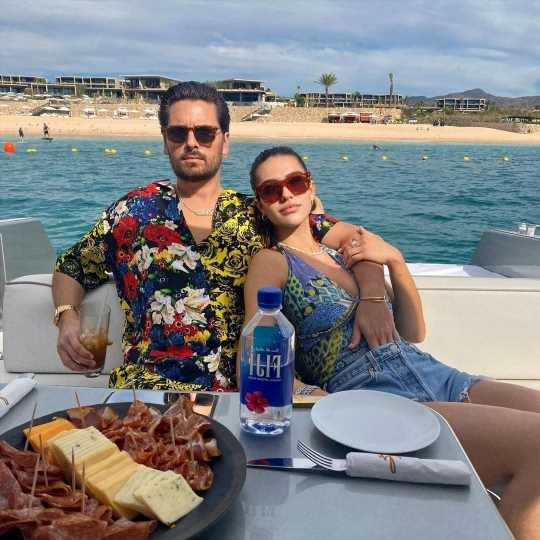 Scott Disick doesn't 'go out looking for young girls,' they like me 'because I look young'