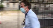 Second man is arrested after BBC journalist Nicholas Watt was 'hounded' at anti-lockdown demo