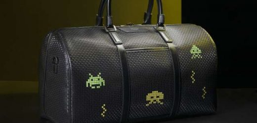 Serapian Debuts 'Space Invaders' Capsule Collection in Nod to Japan