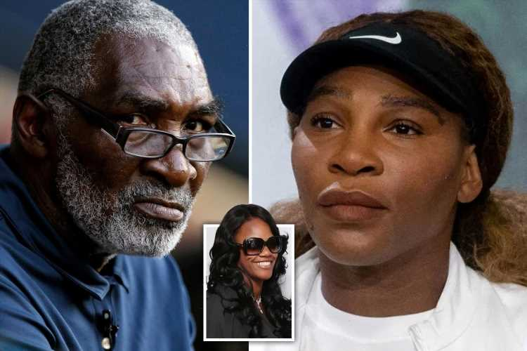 Serena Williams' disabled dad faces losing his home in bitter court battle with her stepmom after she goes bankrupt