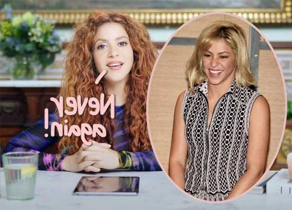 Shakira Blames Her Mother-In-Law For WORST Haircut Of Her Life!