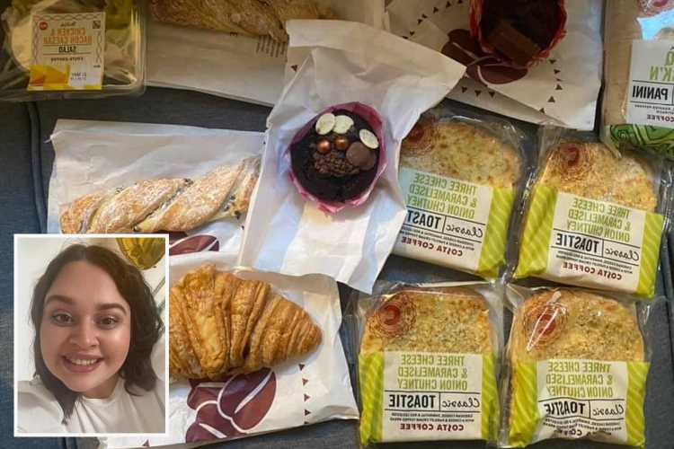 Shopper reveals how she paid less than a tenner for £60 worth of food including M&S shopping – and you can too