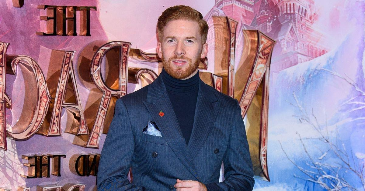 Strictly Come Dancing's Neil Jones says he's been tattooing himself during lockdown