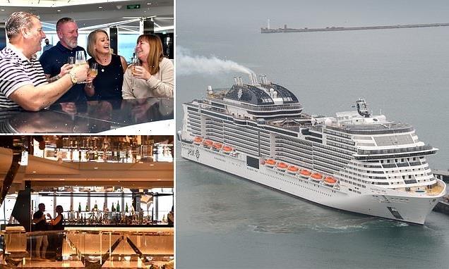 Sturgeon's rules BAN cruise passengers disembarking in Scotland