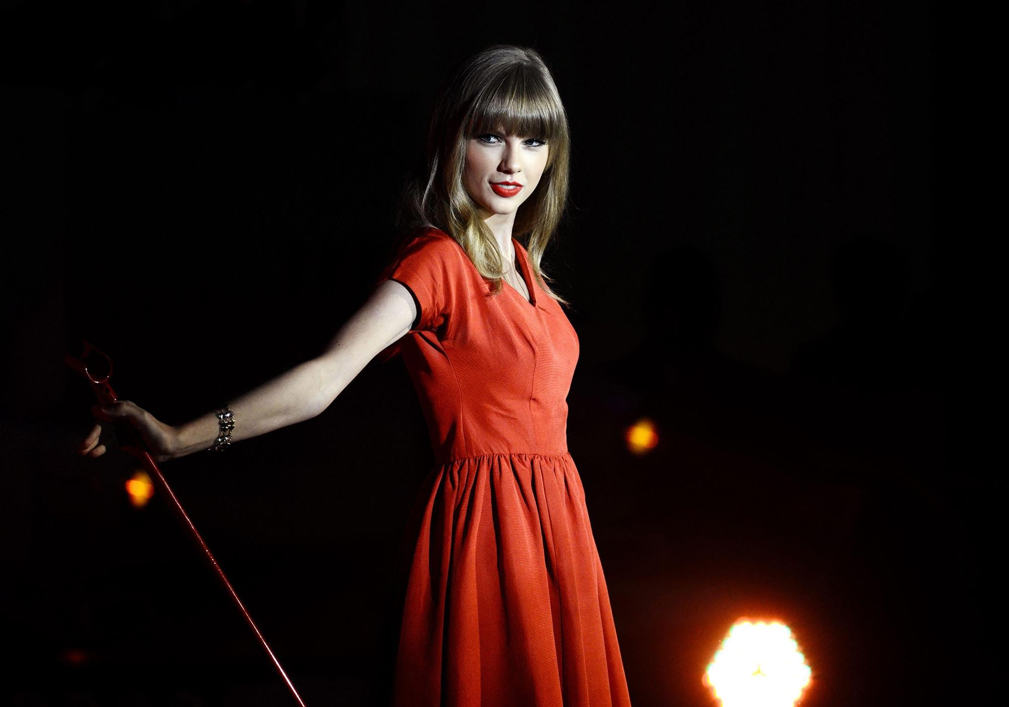 Taylor Swift to release her 'version' of 'Red' album this year