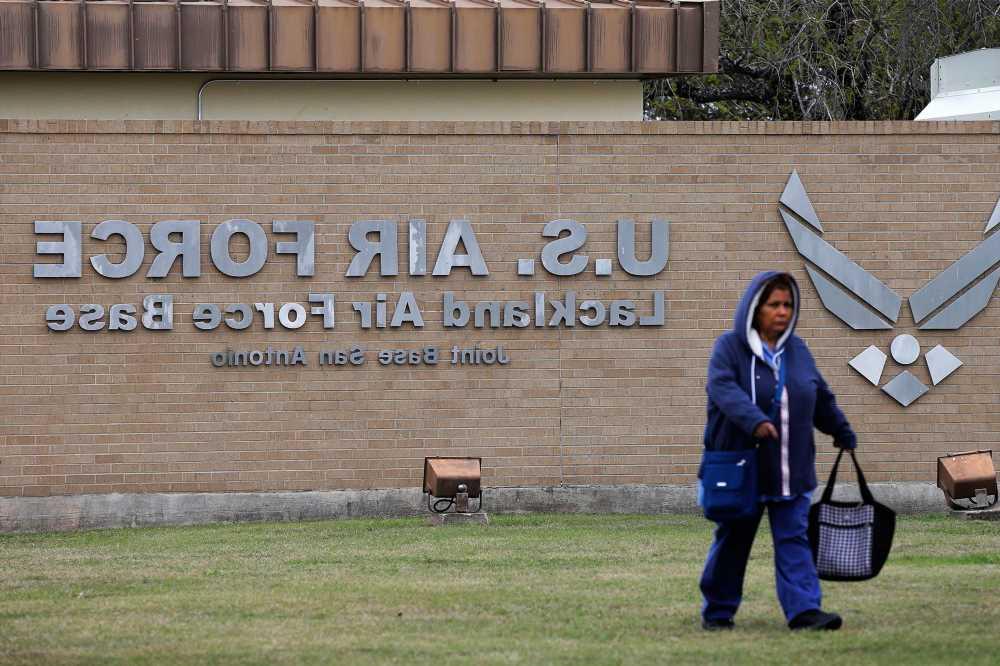Texas military base put on active shooter lockdown