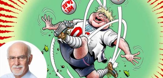 The Boris Johnson Party… 1 Rest of the World… 0